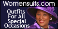 Womensuits.com Coupons + cashback