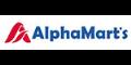 Alphamarts Coupons + 6% cashback