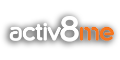 activ8me coupons + extra cash back