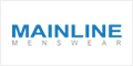 Mainline Menswear coupons + extra 3% cash back
