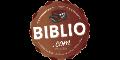 Biblio Coupons + 3.75% cashback