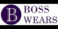 Bosswears Coupons + 20% cashback