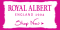 Royal Albert coupons + extra 1% cash back