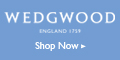 Wedgwood coupons + extra 1% cash back