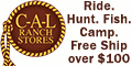 C-A-L Ranch Stores Coupons + 3% cashback