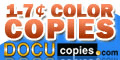 DOCUcopies Coupons + cashback