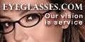 EyeGlasses.com Coupons + 6% cashback
