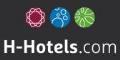 H-Hotels.com Coupons + 4.5% cashback