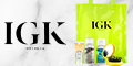 IGK Hair Coupons + cashback