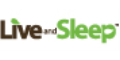 Live and Sleep Coupons + 8% cashback