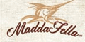 MaddaFella.com Coupons + cashback