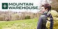 Mountain Warehouse Coupons + 8% cashback