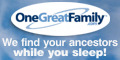 OneGreatFamily Coupons + 20% cashback