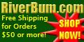 RiverBum Coupons + cashback