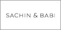Sachin & Babi Coupons + 4% cashback