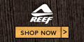 Reef Coupons + 1% cashback