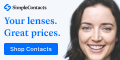 Simple Contacts Coupons + cashback