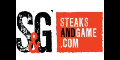 Steaks And Game Coupons + cashback