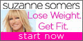 SuzanneSomers.com Coupons + 5% cashback