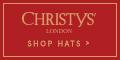 Christy's Hats vouchers + 4% cashback