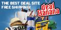 Dealbanana.co.uk vouchers + cashback