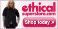 Ethical Superstore vouchers + 2% cashback
