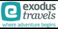 Exodus Travels vouchers + cashback