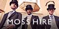 Moss Bros Hire vouchers + 6% cashback