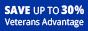 Veterans Advantage Coupons + $10 cashback