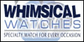 Whimsical Watches Coupons + 9% cashback